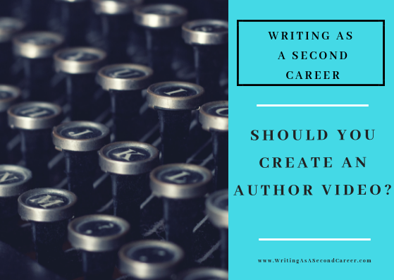 6 Reasons To Create An Author Video