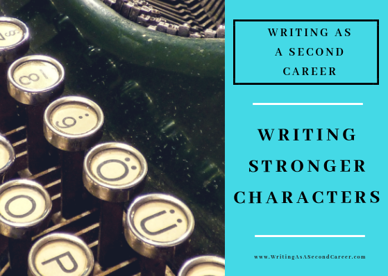 Writing Stronger Characters
