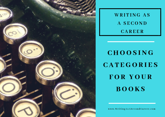 Choosing Amazon Categories For Your Book