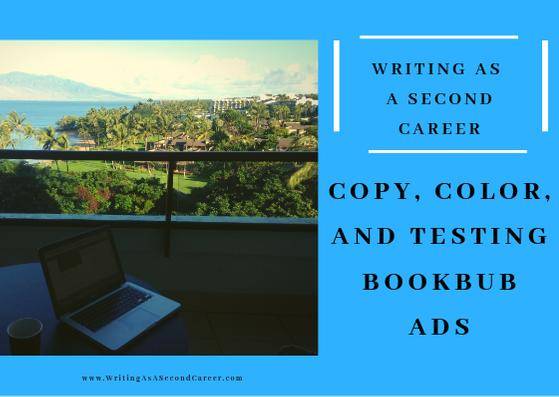 Color, Copy, And Theme In BookBub Ads