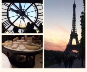 Time Off In Paris
