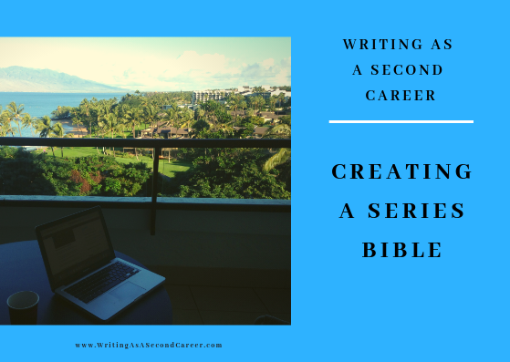 Creating A Series Bible