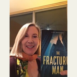 Lisa Holding The Fractured Man
